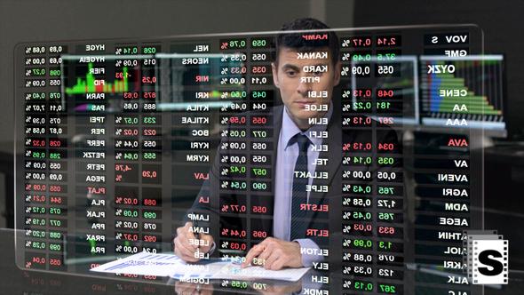 online stock market app